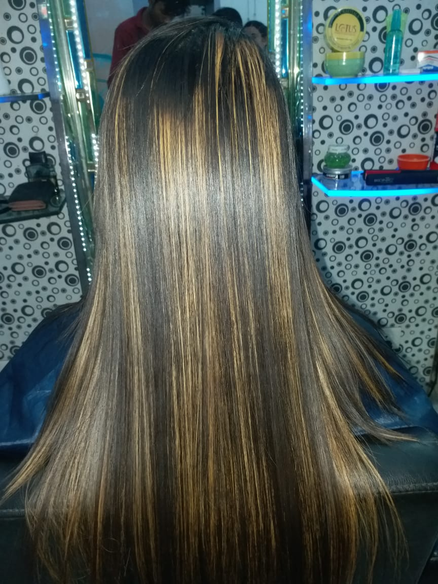 hair smoothning and rebonding in dehradun rishikesh