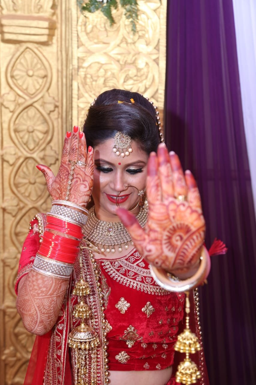 bridal makeup artist in rishikesh