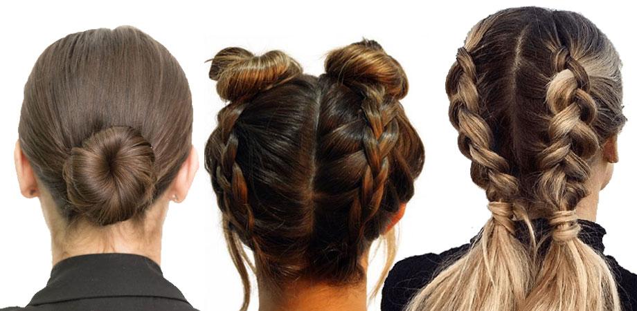 hair-bun-braids