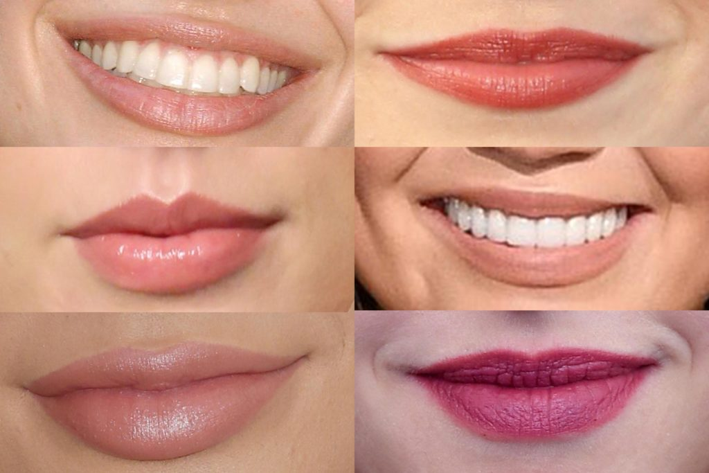 shades lipstick tone